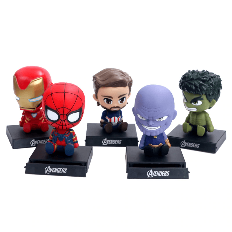 Avengers Shaking Head Figure