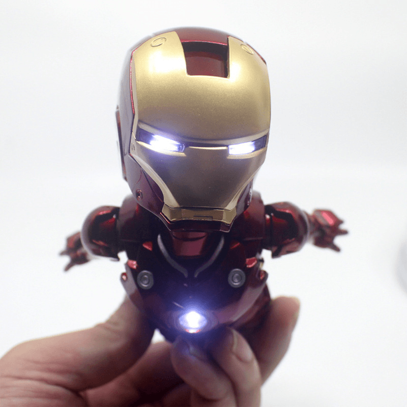 Iron Man Flying Magnetic Figure