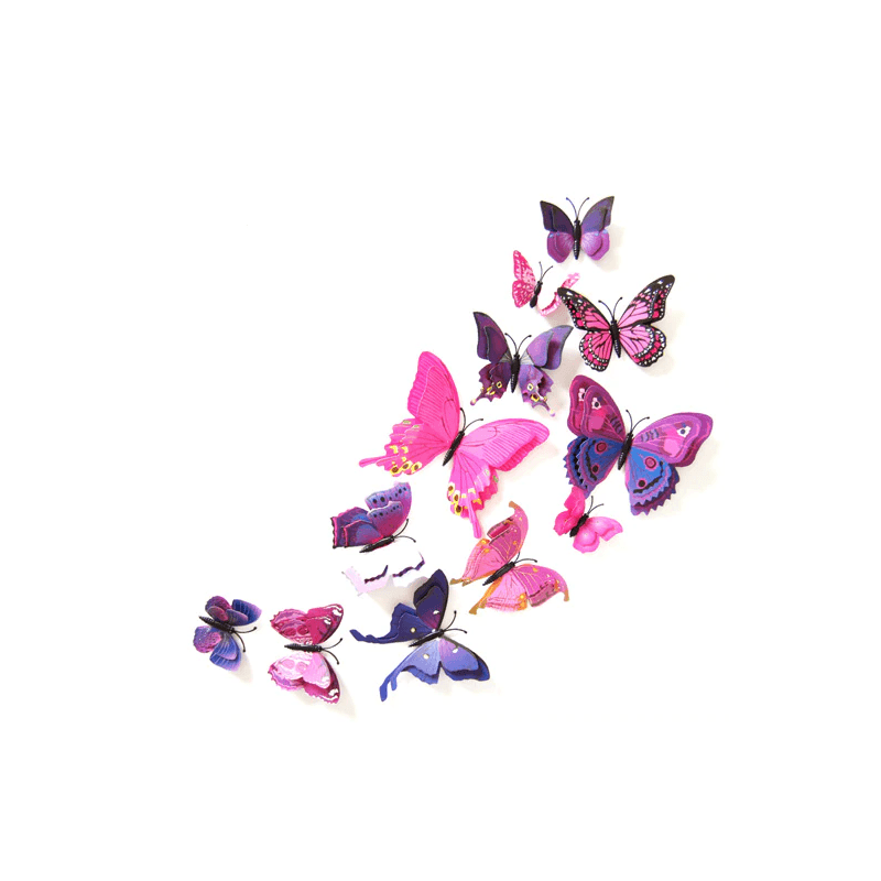 Butterfly Decorative Wall Stickers