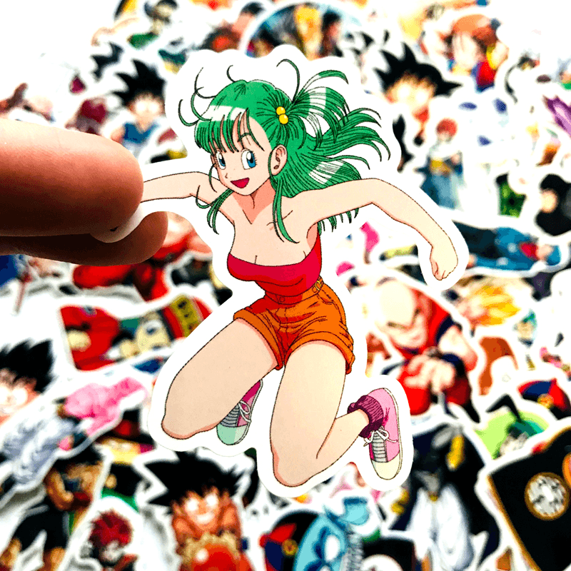 Dragon Ball Stickers