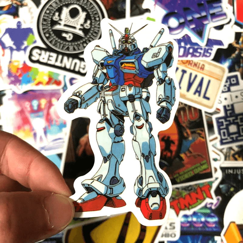 Ready Player One Stickers