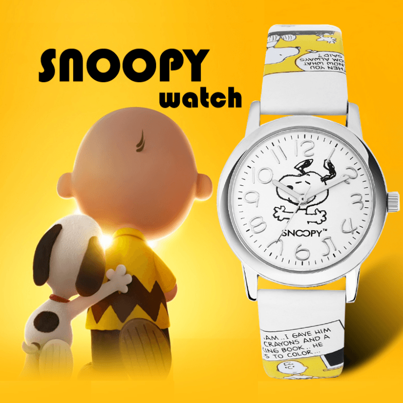 Snoopy Watch