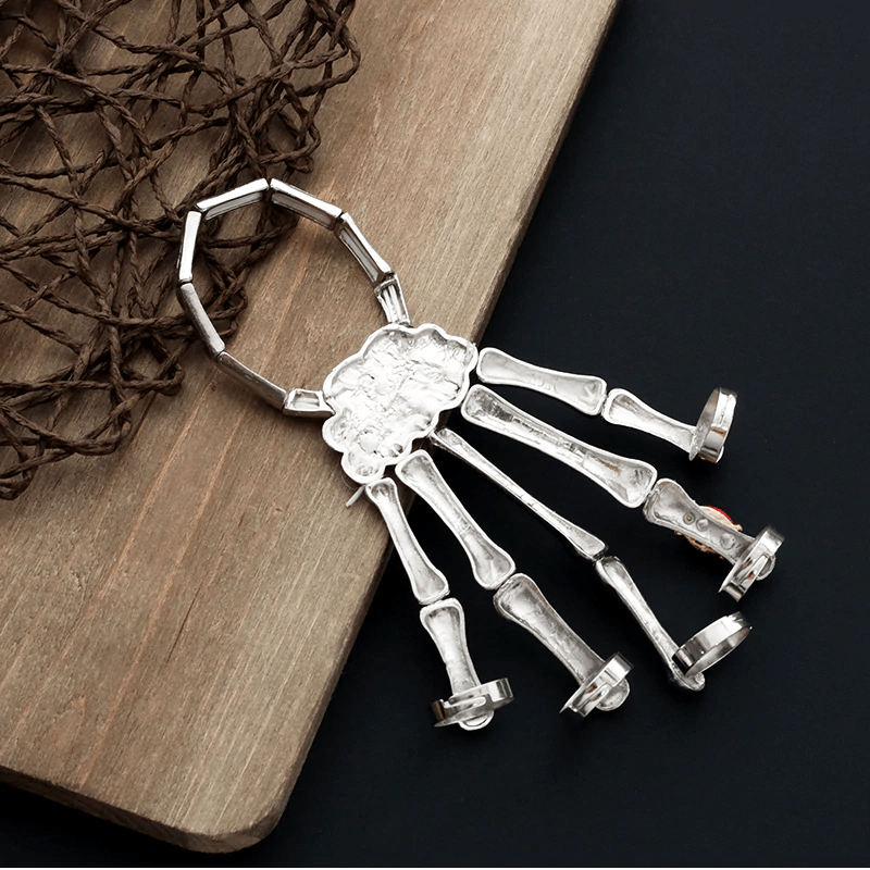 Halloween Skeleton Bracelet