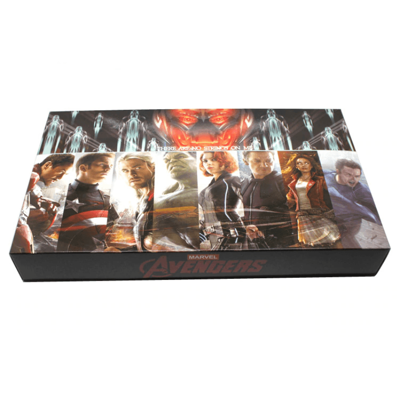 Avengers Infinity War Collector Box