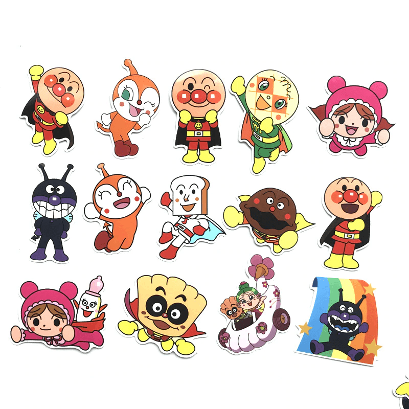 Anpanman Stickers