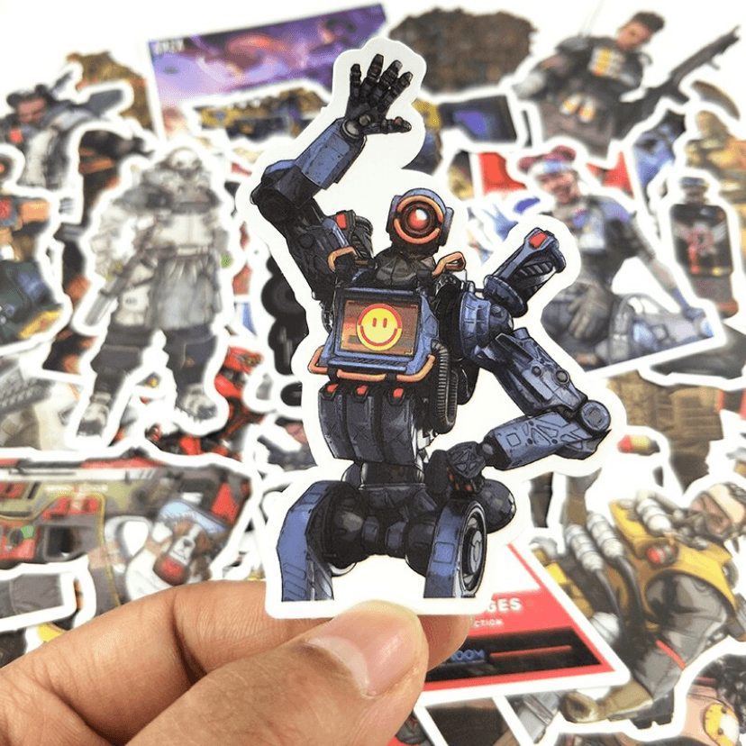 Apex Legends Game Stickers