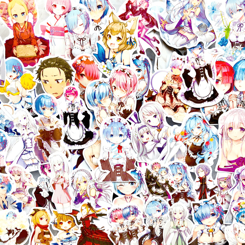 ReLIFE Stickers