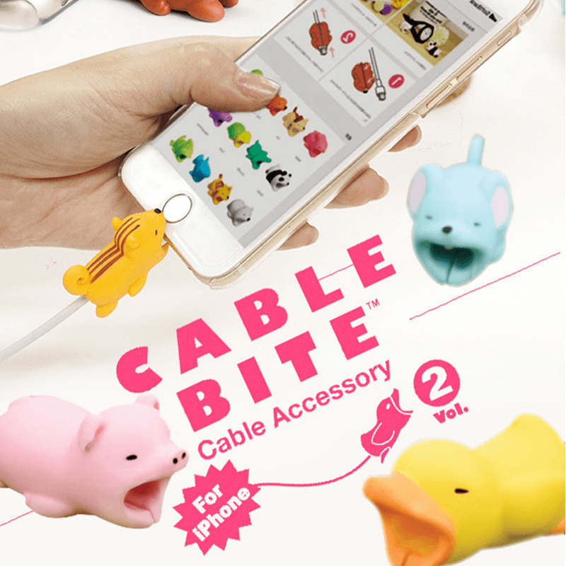 Animal Cable Bite Accessory