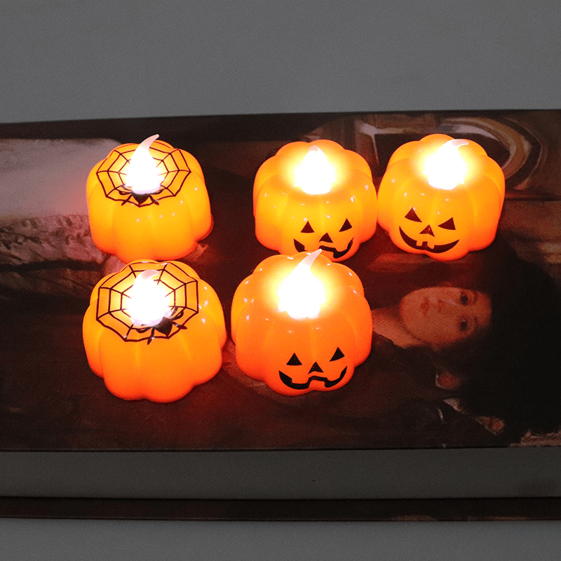Halloween Candle Lights