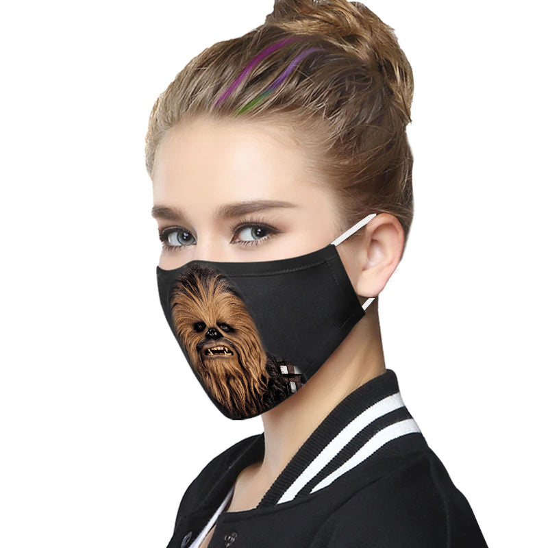 Star Wars Fabric Mask