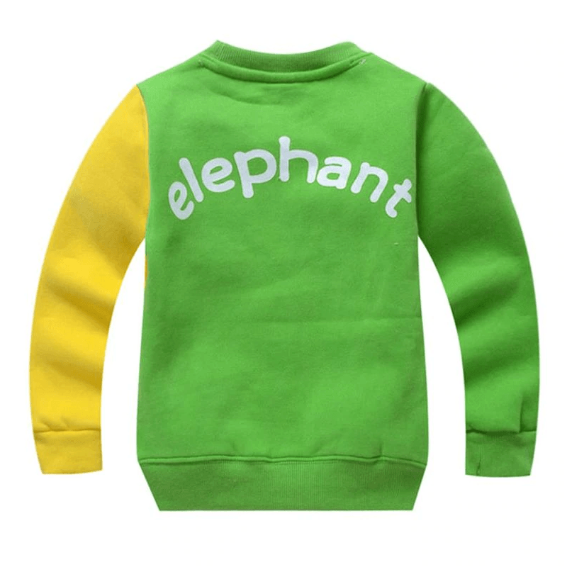 Elephant Sweatshirt For Kid