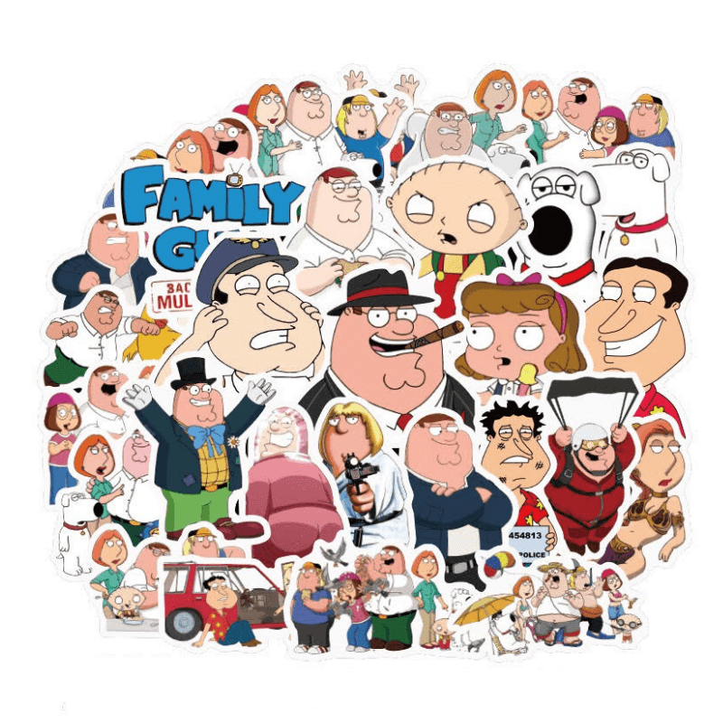 Family Guy Stickers