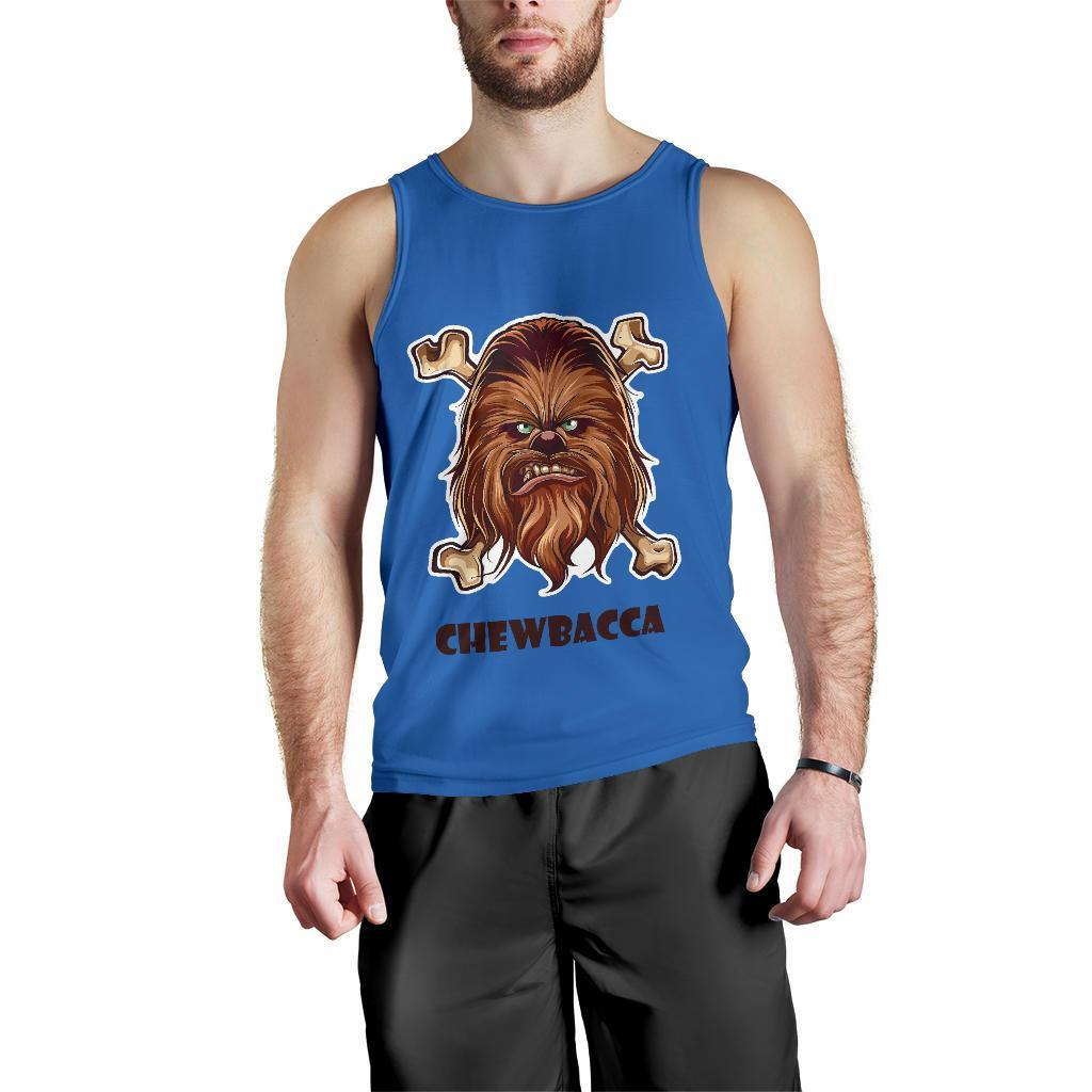 Star War Chewbacca Men's Tank Top