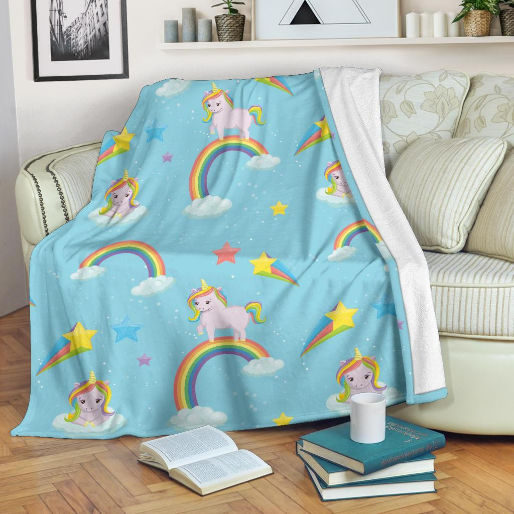 Unicorn Premium Blanket