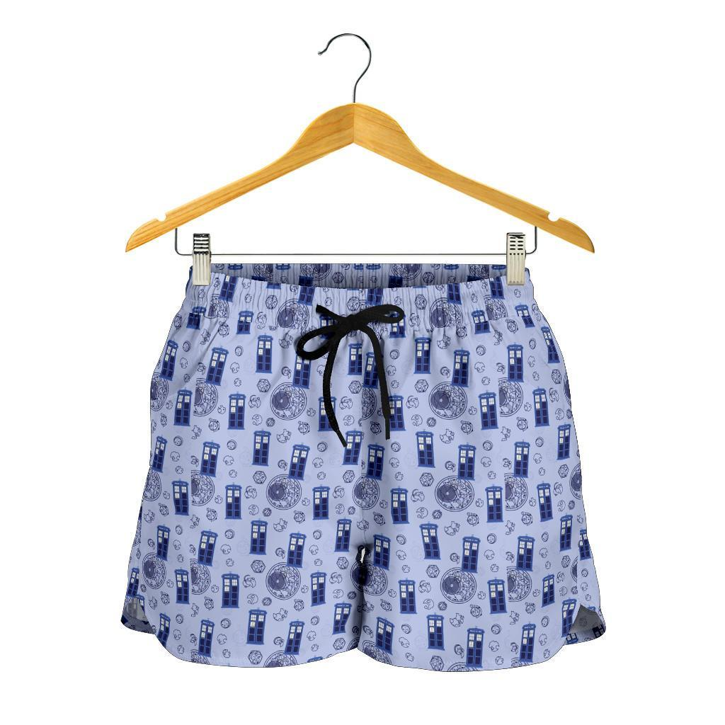Doctor Who Women's Shorts