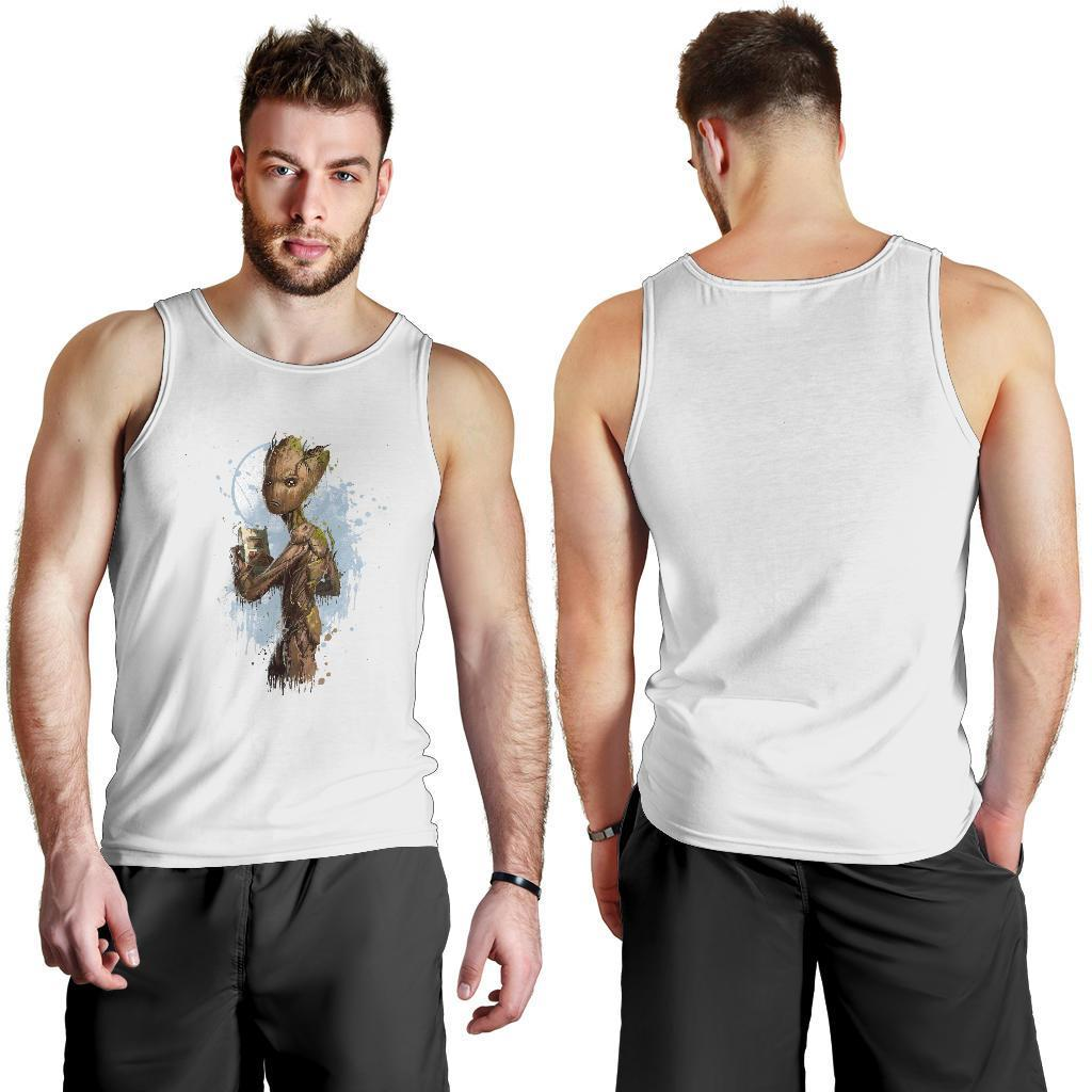 The Avengers Men's Tank Top