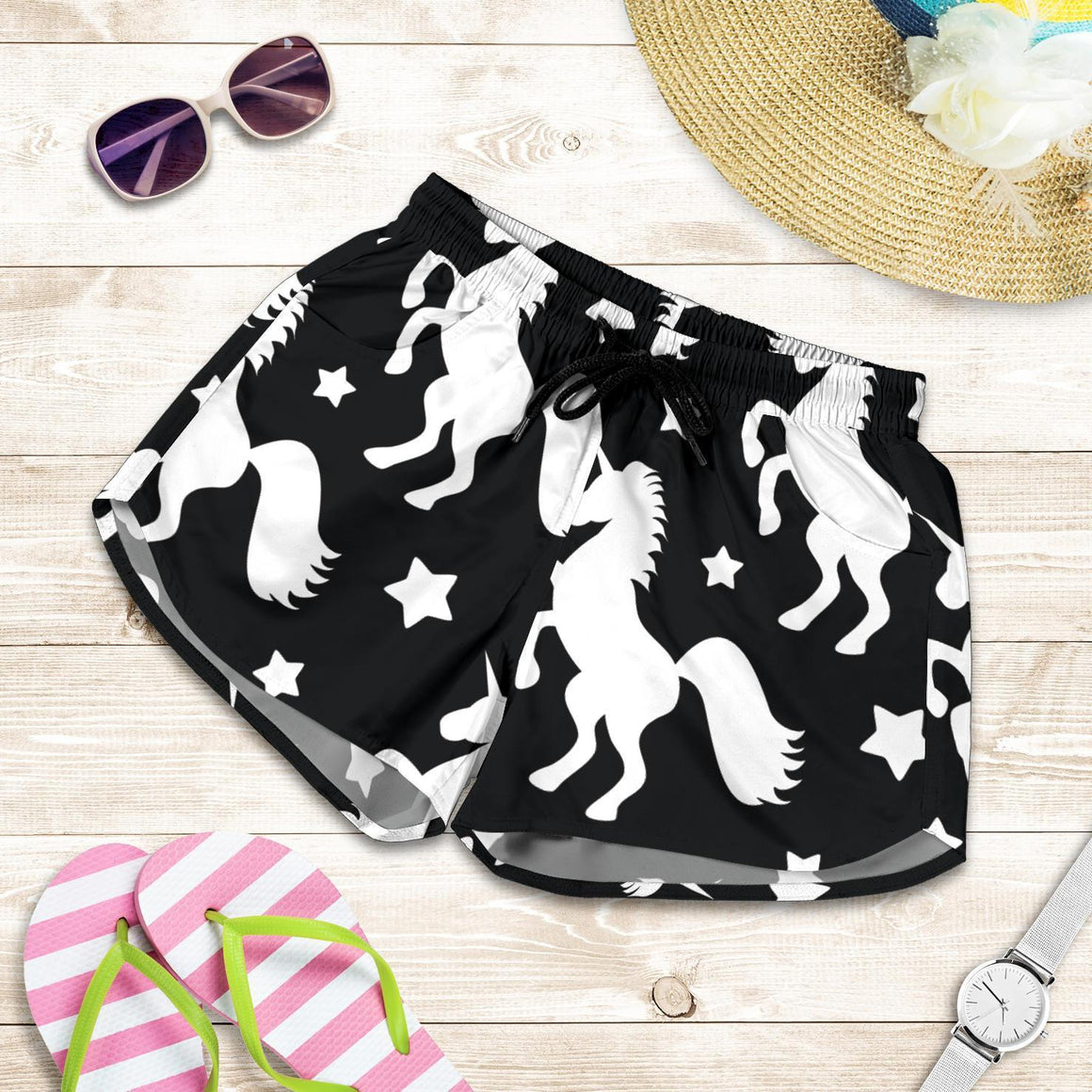 Unicorn Women's Shorts