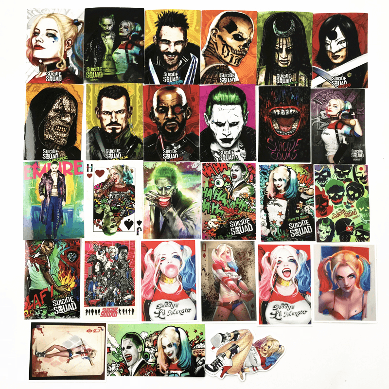 Harley Quinn Stickers