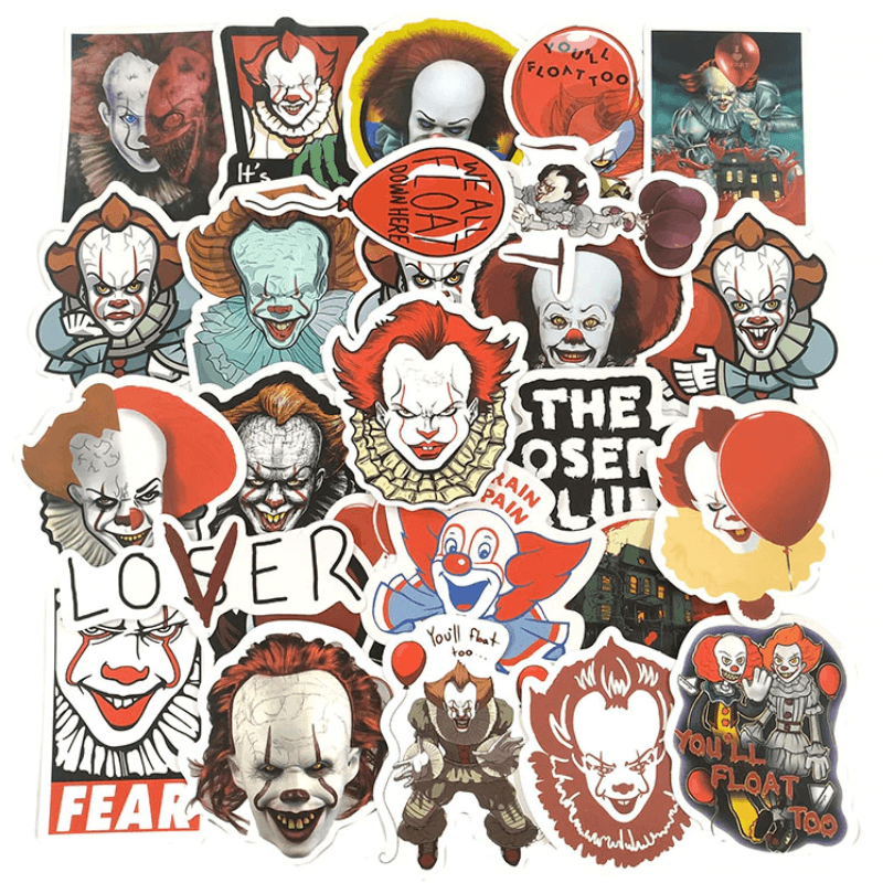 Stephen King's It Stickers