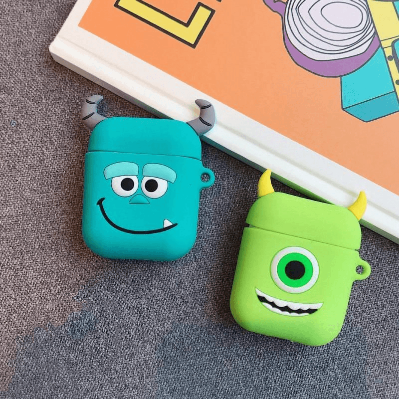 Mike and Sulley AirPods Case