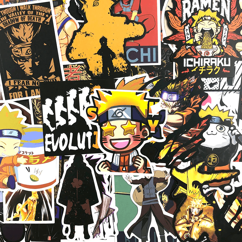 Naruto Sage Stickers