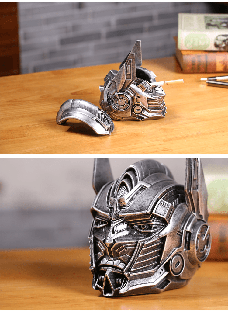 Optimus Prime Ashtray
