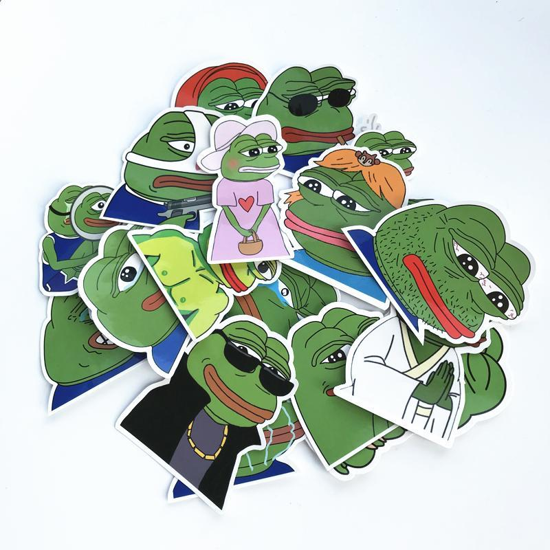 Pepe the Frog Stickers