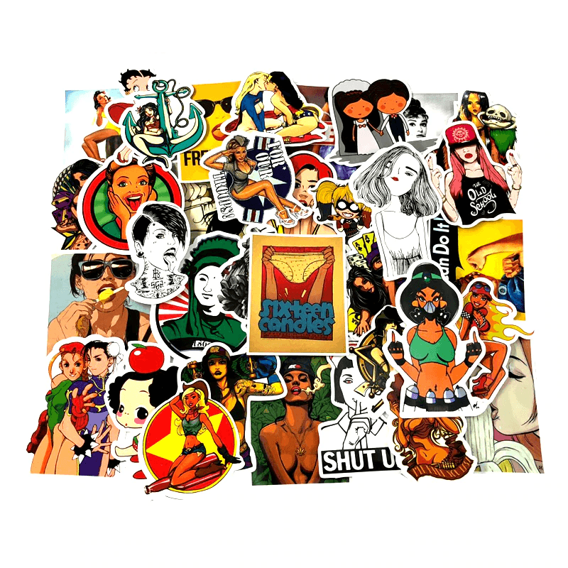 Sexy Style Stickers