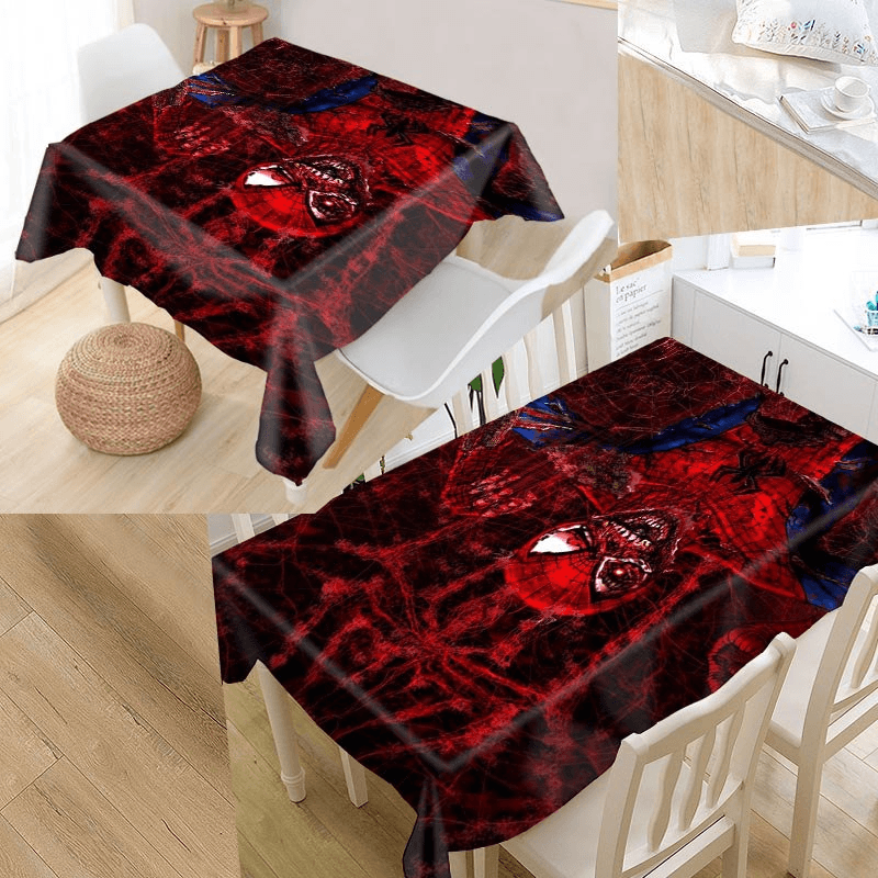 Spider-Man Tablecloth