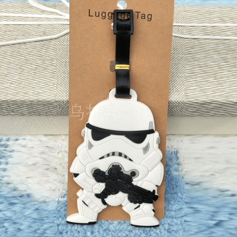 Star Wars Luggage Tag