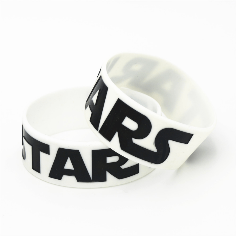 Star Wars Silicone Wristband