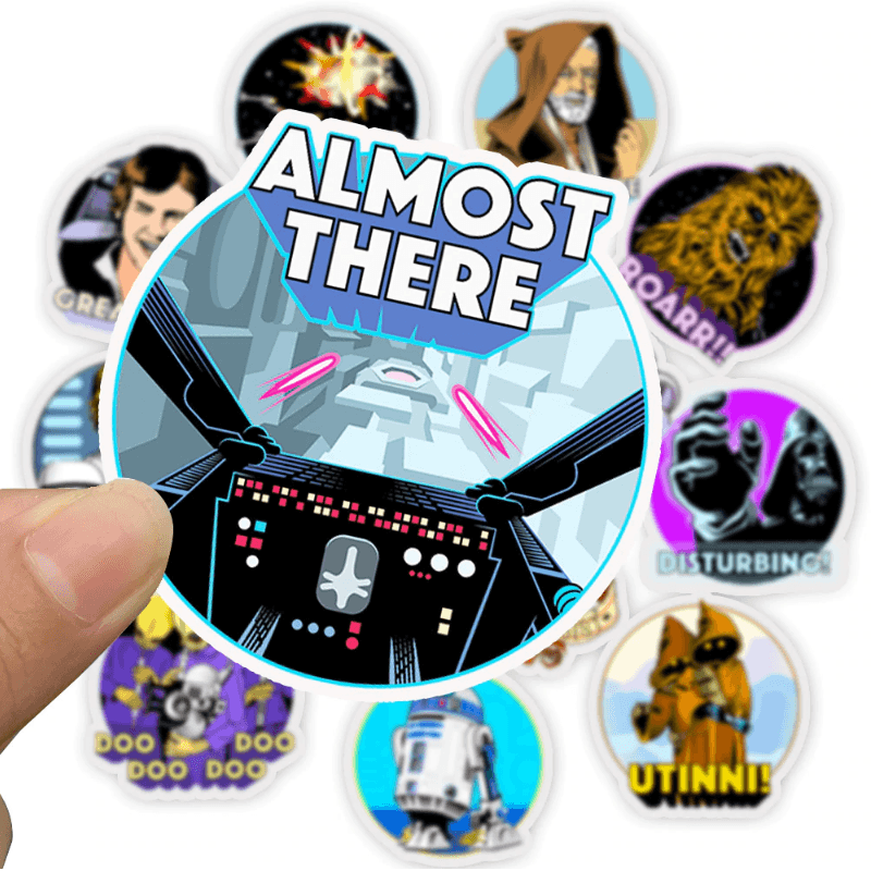 Star Wars Special Stickers