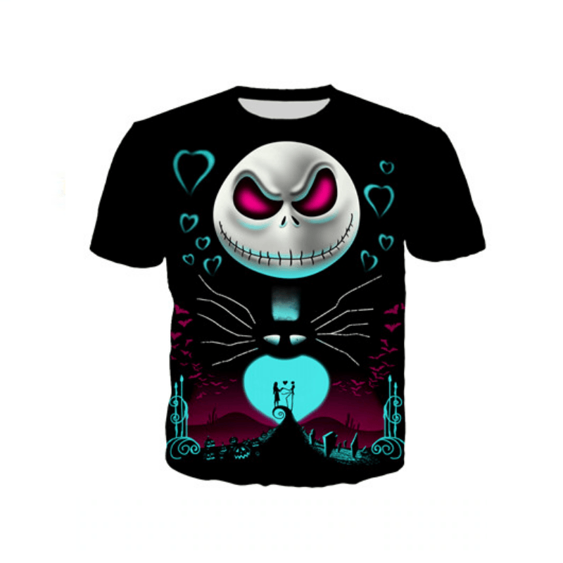The Nightmare Before Christmas 3D Clothing Set