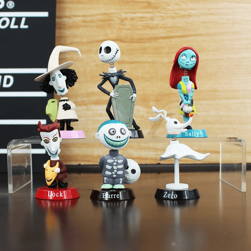 The Nightmare Before Christmas Figure