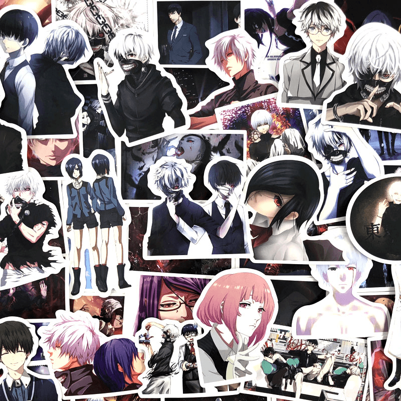 Tokyo Ghoul Stickers