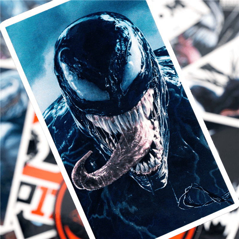 Venom Stickers