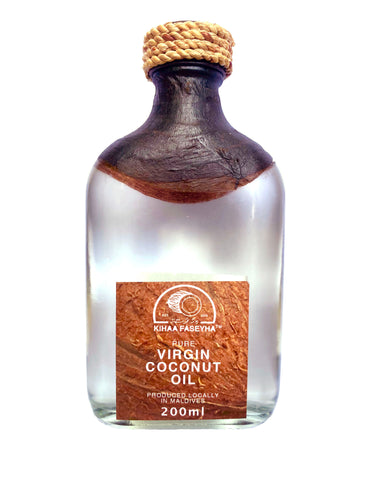 Virgin Coconut Oil 200 ml
