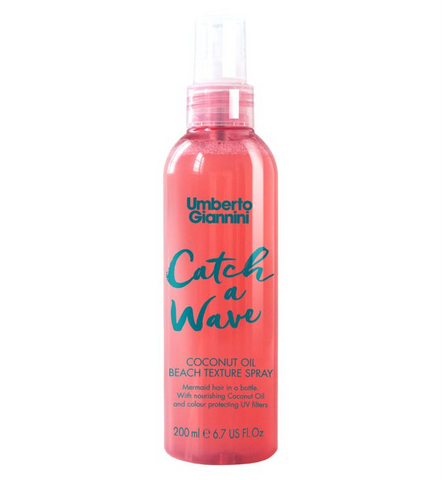 Umberto Giannini Catch a Wave Coconut Oil Beach Texture Spray 200ml