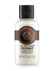The Body Shop Coconut Shower Cream 60ml
