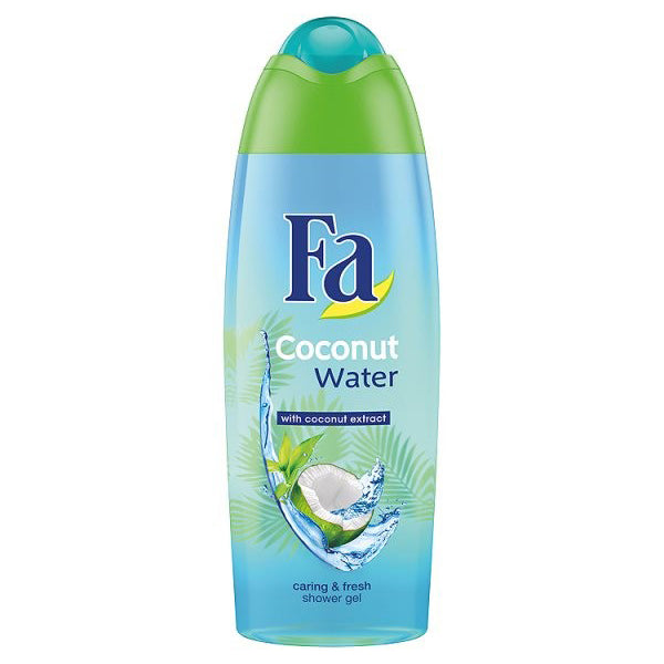 Fa Coconut water shower gel 250ml