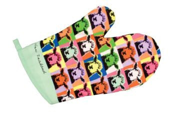 Pop Art Sheep Oven Glove