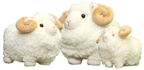 Small Merino Soft Toy