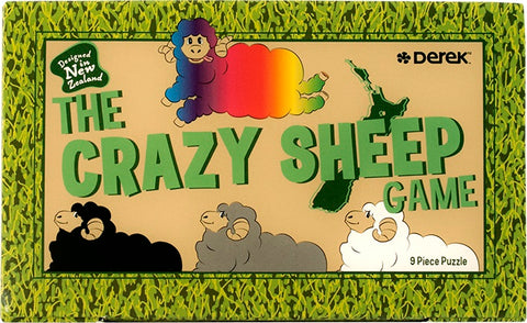 Crazy Merino Sheep Game