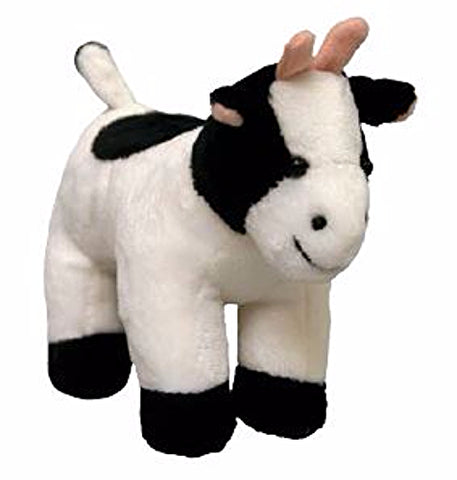 Smiling Cow Soft Toy
