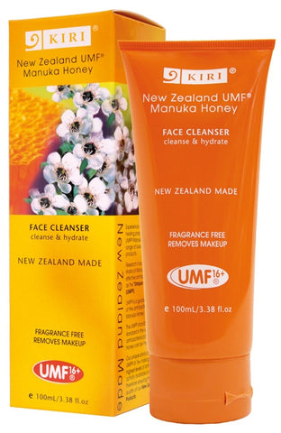 KIRI UMF Manuka Honey Face Wash