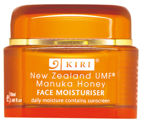KIRI UMF  Manuka Honey Face Moisturiser