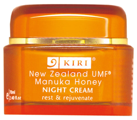 KIRI UMF Manuka Honey Night Cream