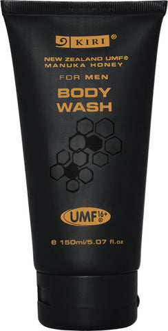 KIRI UMF Manuka Honey Men's Body Wash