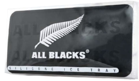 All Blacks Silicone Ice Tray