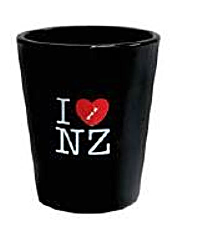 I Luv NZ Shotglass
